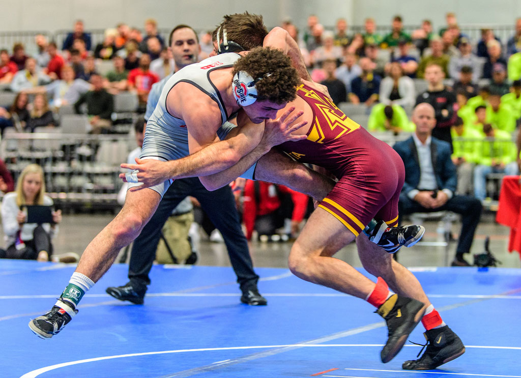 Cliff Keen Las Vegas Collegiate Wrestling Invitational