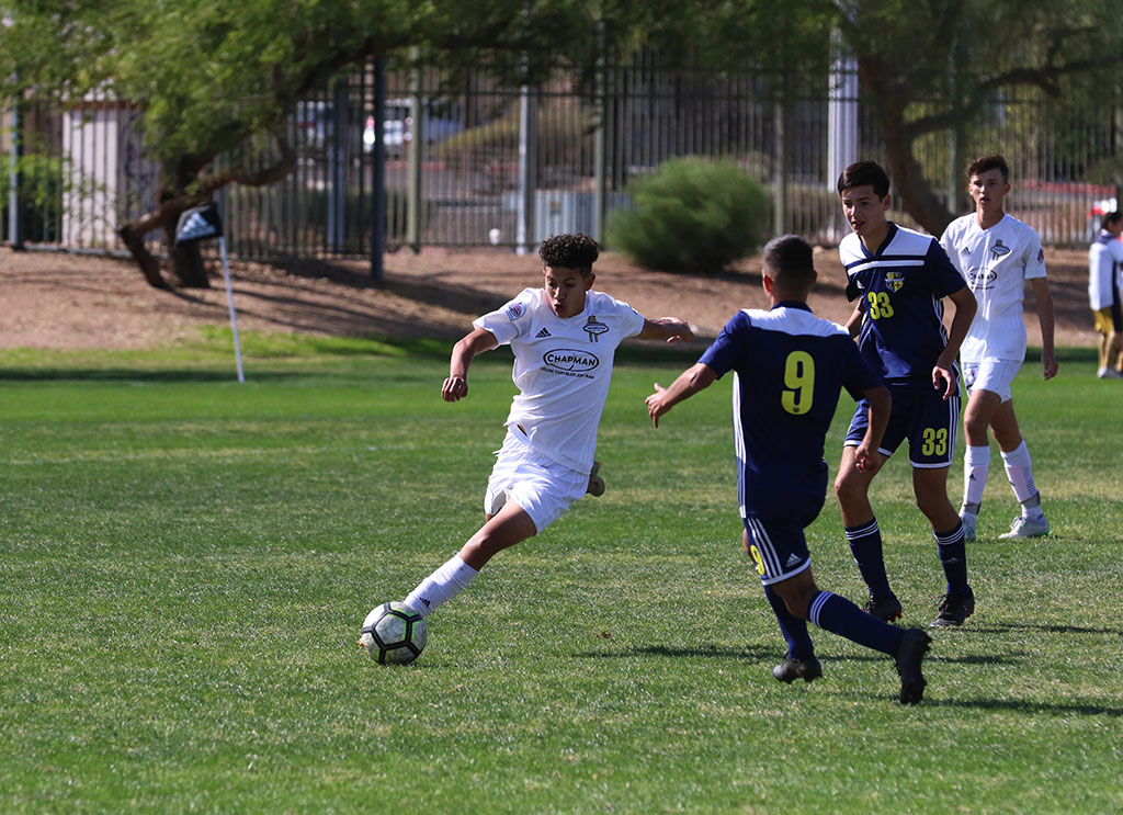 Las Vegas Mayor's Cup International Tournament