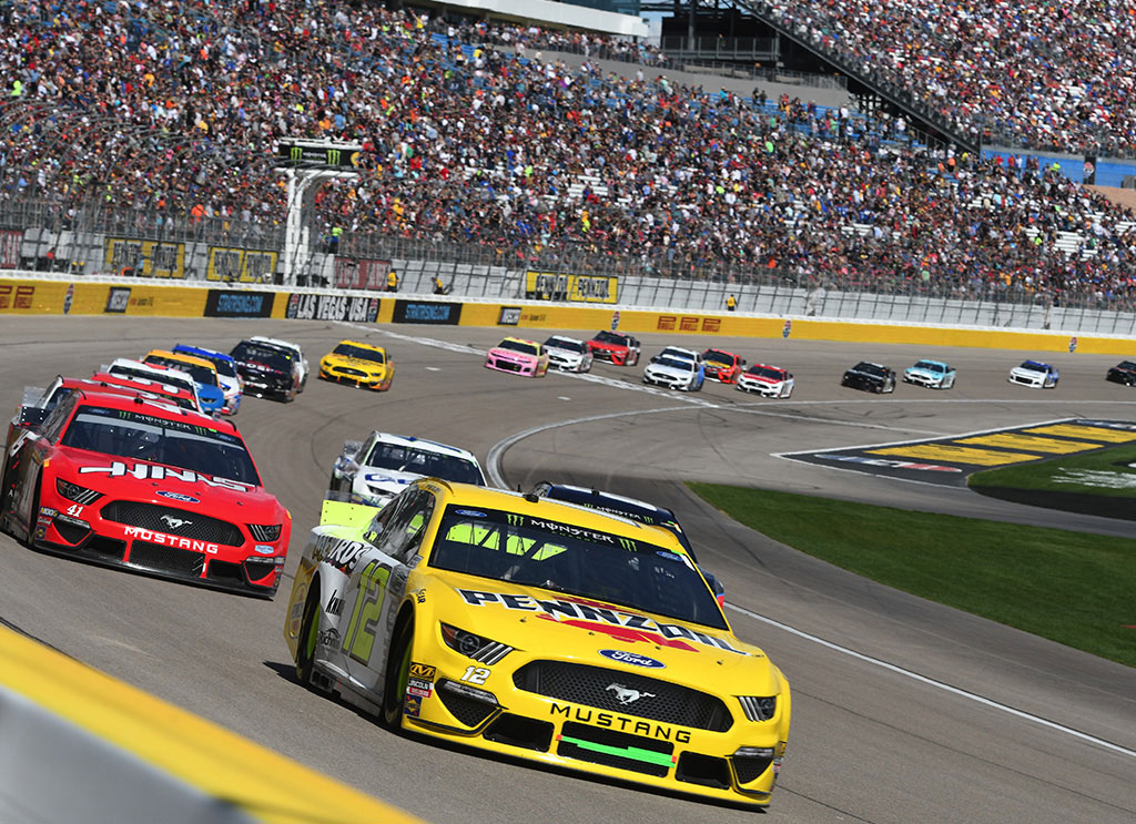 NASCAR Weekend (Pennzoil 400 presented by Jiffy Lube)