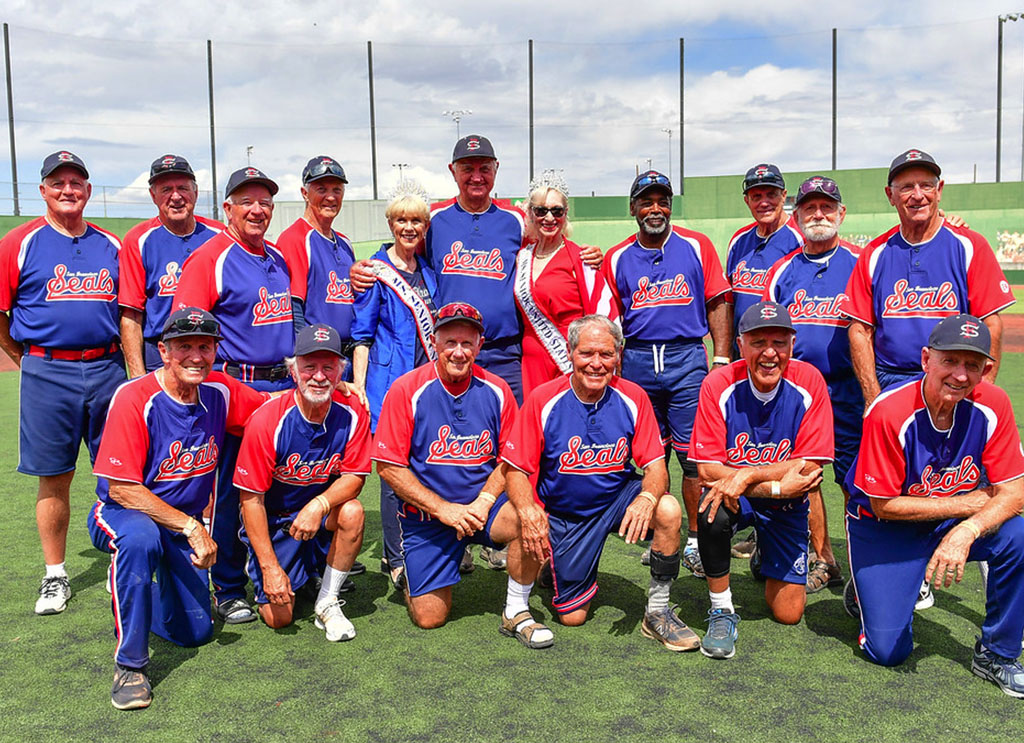 Senior Softball World Masters Championships
