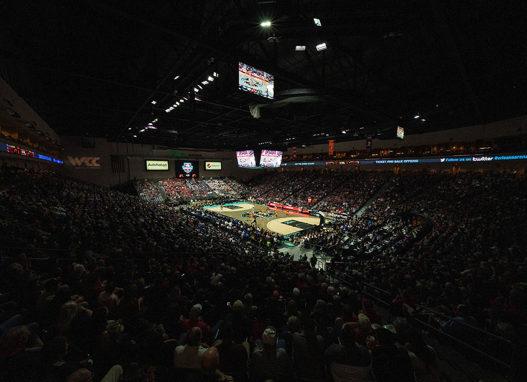 West Coast Conference Basketball Tournament